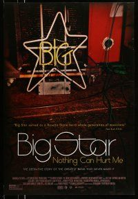 8w077 BIG STAR DS 1sh '12 story of the greatest band that never made it!