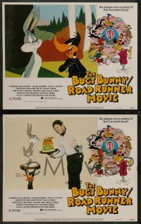 8z109 BUGS BUNNY & ROAD RUNNER MOVIE 8 LCs '79 Chuck Jones classic comedy cartoon, Daffy Duck!