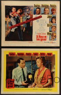 8z232 HOLE IN THE HEAD 8 LCs '59 Frank Sinatra, Carolyn Jones, directed by Frank Capra!