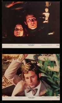 9a050 CRAZY WORLD OF JULIUS VROODER 8 8x10 mini LCs '74 images of Timothy Bottoms, Barbara Hershey!
