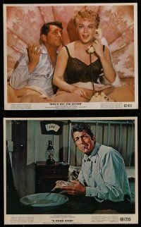 9a002 DEAN MARTIN 33 color 8x10 stills '50s-70s great portraits of the actor in a variety of roles!