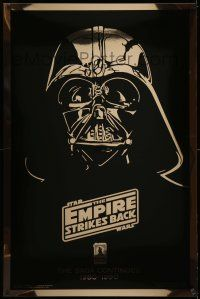 9c014 EMPIRE STRIKES BACK Kilian foil 1sh R90 George Lucas sci-fi classic, Darth Vader by Stedry!