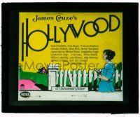 9d074 HOLLYWOOD glass slide '23 James Cruz all-star comedy about a girl who wants to be a star!
