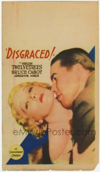 9d009 DISGRACED mini WC '33 sexy Helen Twelvetrees takes the blame for her bad boyfriend's murder!