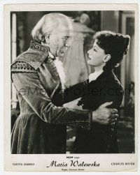 9g773 CONQUEST German LC '50 Greta Garbo as Marie Walewska held by Henry Stephenson!