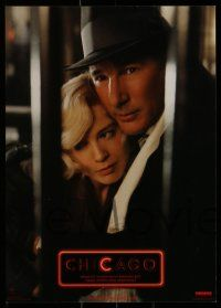 9g747 CHICAGO 8 German LCs '02 Renee Zellweger & Catherine Zeta-Jones, Richard Gere!