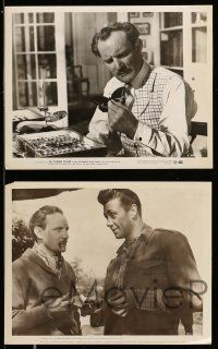 9s712 CLOUDED YELLOW 4 8x10 stills '51 cool images of Trevor Howard!