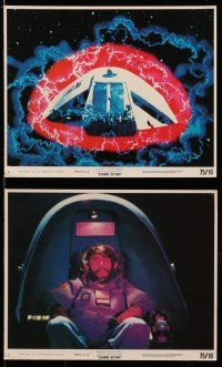 9s031 DARK STAR 8 8x10 mini LCs '75 John Carpenter & Dan O'Bannon, the spaced out odyssey!