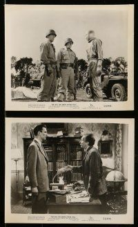 9s438 DAY THE EARTH STOOD STILL 7 8x10 stills '51 great images of Michael Rennie, Patricia Neal!