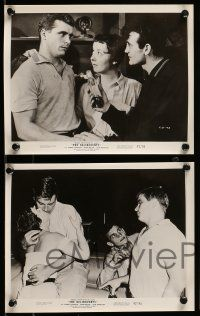 9s719 DELINQUENTS 4 8x10 stills '57 Robert Altman, Tom Laughlin way before starring in Billy Jack!