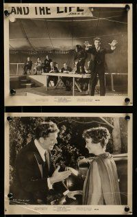 9s517 ELMER GANTRY 6 8x10 stills '60 Burt Lancaster, Jean Simmons, from Sinclair Lewis novel!