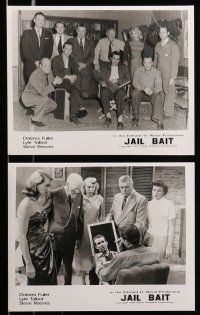 9s380 JAIL BAIT 8 8x10 stills R95 Ed Wood cult classic, Dolores Fuller and cast!