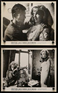 9s163 LOSS OF INNOCENCE 22 8x10 stills '61 Danielle Darrieux, Kenneth More, Claude Nollier!