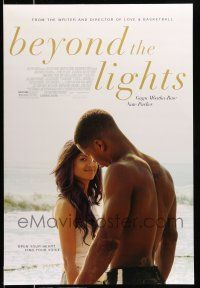 1k079 BEYOND THE LIGHTS advance DS 1sh '14 Gugu Mbatha-Raw and Nate Parker!