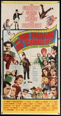 1r848 MGM'S BIG PARADE OF COMEDY 3sh '64 W.C. Fields, Marx Bros., Abbott & Costello, Lucille Ball