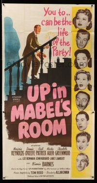 1r974 UP IN MABEL'S ROOM 3sh '44 Marjorie Reynolds, Dennis O'Keefe, Gail Patrick + 5 others!