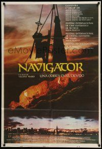 1r365 NAVIGATOR: AN ODYSSEY ACROSS TIME Argentinean '89 Australian/New Zealand time travel fantasy