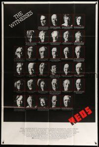 1r004 REDS English 40x59 '81 images of the real life 'witnesses' who Warren Beatty showcased!