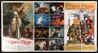 1r030 LORD OF THE RINGS 1-stop poster '78 classic J.R.R. Tolkien novel, rare different art!