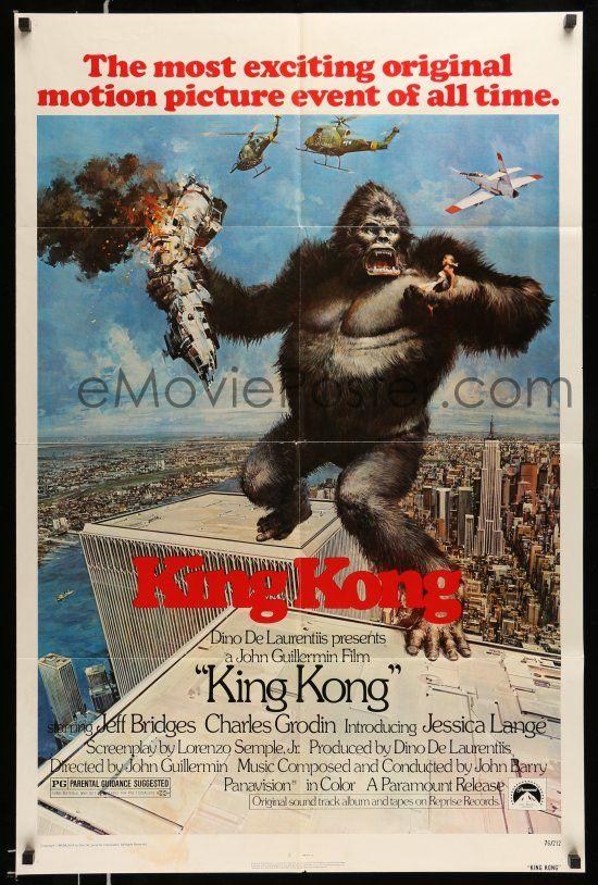 King Kong films affiches sur AllPostersfr