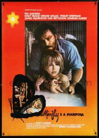 2b006 BUTTERFLY Brazilian '82 Pia Zadora in her very first adult role!