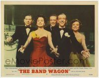 2f531 BAND WAGON LC #3 '53 Fred Astaire, Cyd Charisse & top cast singing That's Entertainment!