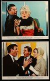 2h021 3 ON A COUCH 8 color 8x10 stills '66 screwy Jerry Lewis, Janet Leigh, Mary Ann Mobley