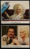 2h025 BEST LITTLE WHOREHOUSE IN TEXAS 8 8x10 mini LCs '82 Burt Reynolds & Dolly Parton, Nabors!