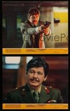 2h002 CHARLES BRONSON 21 color 8x10 stills '70s-80s portraits of the star from a variety of roles!