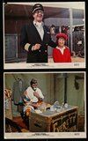 2h065 FAMILY JEWELS 7 color 8x10 stills '65 Jerry Lewis is seven times nuttier in seven roles!
