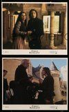 2h033 FIRST KNIGHT 8 8x10 mini LCs '95 Gere as Lancelot, Connery as Arthur, Julia Ormond!