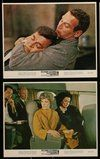 2h078 TORN CURTAIN 7 color 8x10 stills '66 Paul Newman & Julie Andrews with Lila Kedrova, Hitchcock