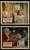 2h043 POLLYANNA 8 color English FOH LCs '61 Hayley Mills, Jane Wyman, Disney, cool images!
