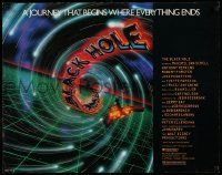 2k003 BLACK HOLE 1/2sh '79 Walt Disney, a journey that begins where everything ends!