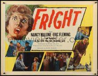 2k021 FRIGHT 1/2sh '57 Nancy Malone, Eric Fleming, directed by Billy Wilder's brother!