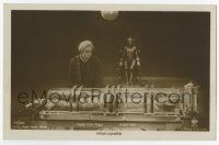 2m002 METROPOLIS German Ross postcard '27 Klein-Rogge transforms Brigitte Helm into the robot!