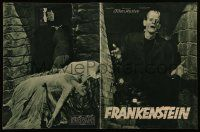 2m012 FRANKENSTEIN German program '32 wonderful images of Boris Karloff as the monster!