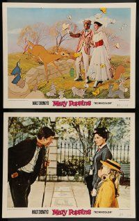 2w923 MARY POPPINS 2 LCs R73 Disney classic with Dick Van Dyke & Julie Andrews!