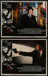 2w161 FIRST DEADLY SIN 8 LCs '80 Frank Sinatra's final role, Faye Dunaway, James Whitmore