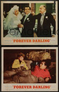 2w743 FOREVER DARLING 3 LCs '56 Desi Arnaz & Lucille Ball, I Love Lucy!
