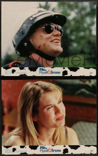 2w255 ME, MYSELF & IRENE 8 LCs '00 Renee Zellweger, Jim Carrey, Farrelly Brothers!