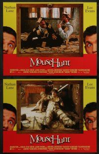 2w270 MOUSE HUNT 8 LCs '97 Nathan Lane, Lee Evans, the squeak shall inherit the Earth!