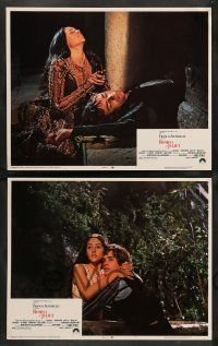 2w460 ROMEO & JULIET 7 LCs '69 Franco Zeffirelli's version of William Shakespeare's play!
