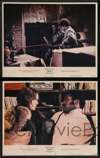 2w672 SHAFT 4 LCs '71 directed by Gordan Parks, Richard Roundtree, blaxploitation!