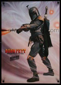 3h215 EMPIRE STRIKES BACK 20x28 commercial poster '80 George Lucas classic, Boba Fett!