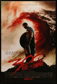 3r028 300: RISE OF AN EMPIRE March 2014 advance DS 1sh '14 sword & sandal action!