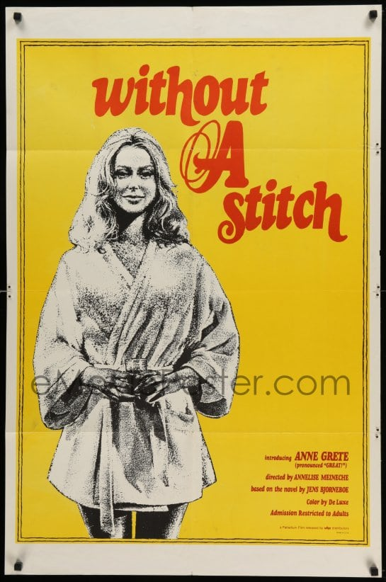 Uden en traevl without a stitch 1968 1