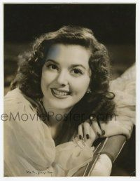 4s036 ANN RUTHERFORD deluxe 9.75x12.75 still '43 the American beauty by Clarence Sinclair Bull!