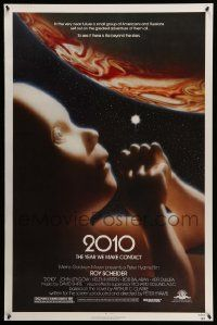 4w007 2010 1sh '84 year we make contact, sequel to 2001: A Space Odyssey, blank border design!
