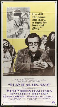 4y886 PLAY IT AGAIN, SAM 3sh '72 Woody Allen, Diane Keaton, Jerry Lacy as Humphrey Bogart!